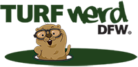 TURF Nerd DFW Logo
